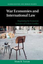 War Economies and International Law