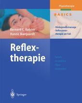 Reflextherapie: Bindegewebsmassage Reflexzonentherapie am Fuß