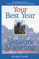 Your Best Year in Network Marketing PDF
