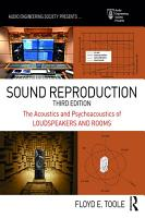 Sound Reproduction PDF