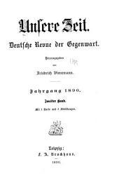 Unsere Zeit: Deutsche Revue der Gegenwart, Ausgabe 2