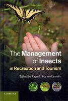 The Management of Insects in Recreation and Tourism PDF