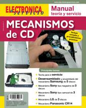 Electrónica y Servicio Edición Especial: Mecanismos de CD