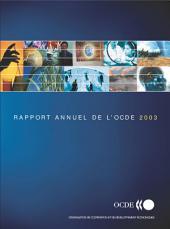Rapport annuel de l'OCDE 2003