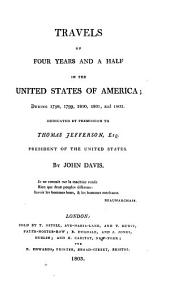 Travels of four years and a half in the United States of America: during 1798, 1799, 1800, 1801, and 1802