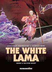 The White Lama #2 : Second Sight