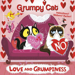 Love and Grumpiness Book
