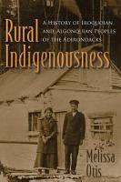 Rural Indigenousness PDF