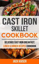 Cast Iron Skillet Cookbook Book PDF
