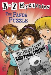 A To Z Mysteries The Panda Puzzle Book PDF
