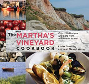 Martha S Vineyard Cookbook