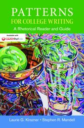 Patterns for College Writing: A Rhetorical Reader and Guide, Edition 13