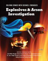 Explosives & Arson Investigation