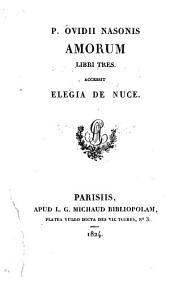 Les Héroïdes d'Ovide: traduction nouvelle en vers, pour servir de suite et de complément aux oeuvres d'Ovide traduites en vers par F. de Saint-Ange