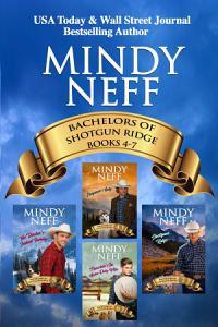 Bachelors of Shotgun Ridge Boxed Set Books 4 7