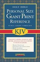 Personal Size Giant Print Reference Bible KJV PDF