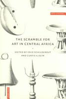 The Scramble for Art in Central Africa PDF