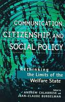 Communication  Citizenship  and Social Policy PDF