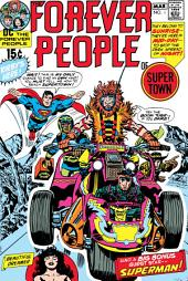 The Forever People (1971-) #1