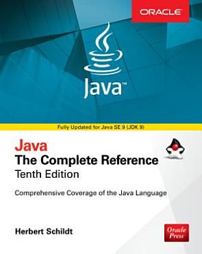 Java  The Complete Reference  Tenth Edition PDF