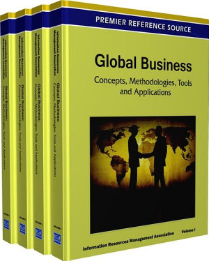 Global Business  Concepts  Methodologies  Tools and Applications