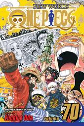 One Piece, Vol. 70: Enter Doflamingo