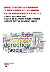 Postdisciplinariedad y desarrollo humano. Entre pensamiento y política