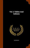 Vol  L Tables and Indexes PDF
