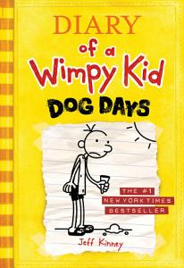 Dog Days  Diary of a Wimpy Kid  4  Book