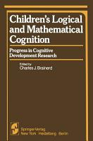 Children   s Logical and Mathematical Cognition PDF