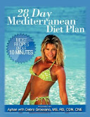 28 Day Mediterranean Diet Plan Book