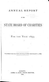 Annual Report: Volume 27, Part 1893