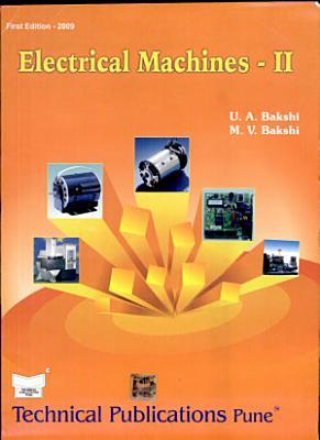 Electrical Machines   II PDF
