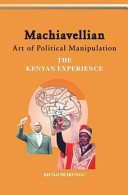 Machiavellian Art of Political Manipulation PDF