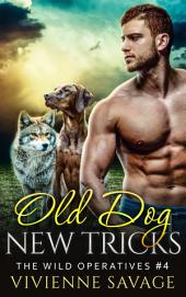 Old Dog, New Tricks: Holiday Military Paranormal Romance