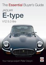Jaguar E-type V12 5.3 litre