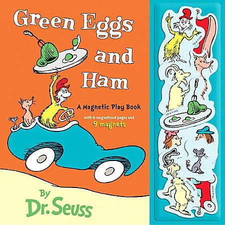 Green Eggs and Ham  A Magnetic Play Book PDF