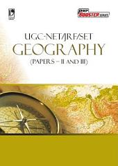 UGC-NET/JRF/SET Geography (Papers – II and III)