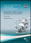 ACCA Diploma in Financial Management  for Exams in 2011 PDF