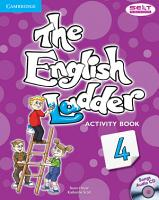 The English Ladder Level 4 Activity Book with Songs Audio CD PDF