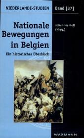 Nationale Bewegungen in Belgien