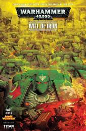 Warhammer 40,000 #2: Will of Iron