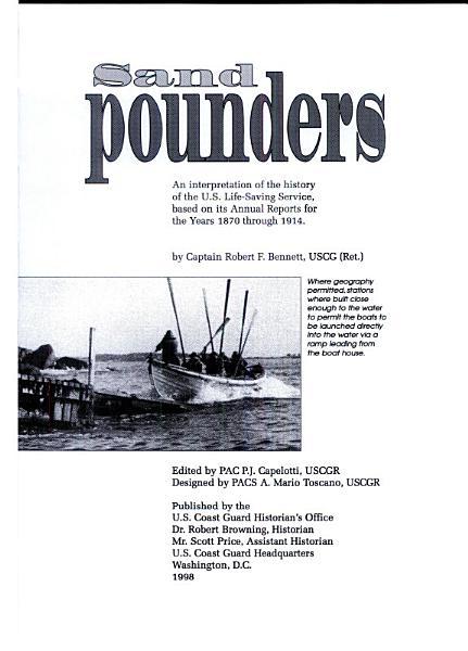 Sand Pounders PDF