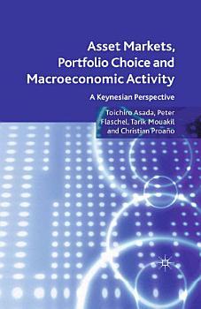 Asset Markets  Portfolio Choice and Macroeconomic Activity PDF