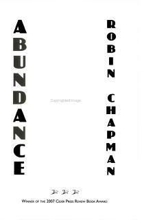 Abundance Book