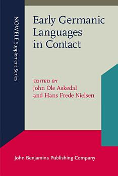 Early Germanic Languages in Contact PDF