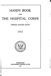 Handy Book for the Hospital Corps