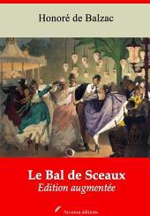 Le Bal de Sceaux: Nouvelle édition augmentée