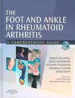 The Foot and Ankle in Rheumatoid Arthritis PDF