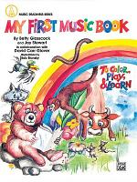 My First Music Book  To Color and Play  PDF